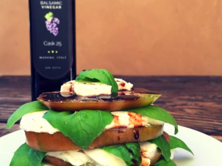 Caprese Tower Recipe